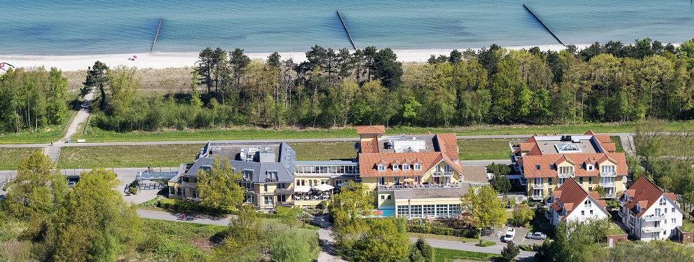 Feeling Hotels Meerlust - das top Wellnesshotel an der Ostsee